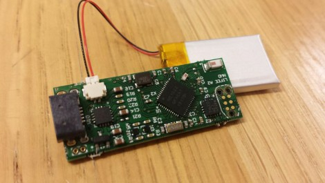 Lifee prototype 2.0 up and running with Bluetooth