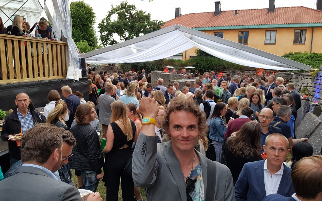 Success in Almedalen