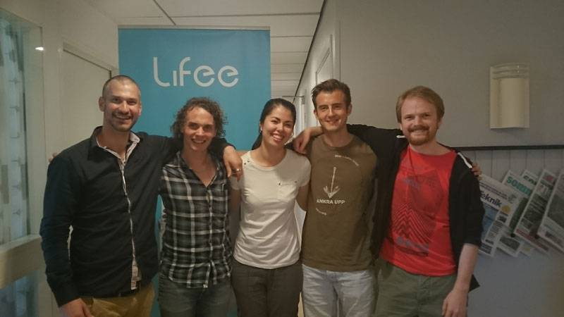 Great article about Lifee and the team
