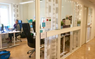 Lifee moves into bigger office