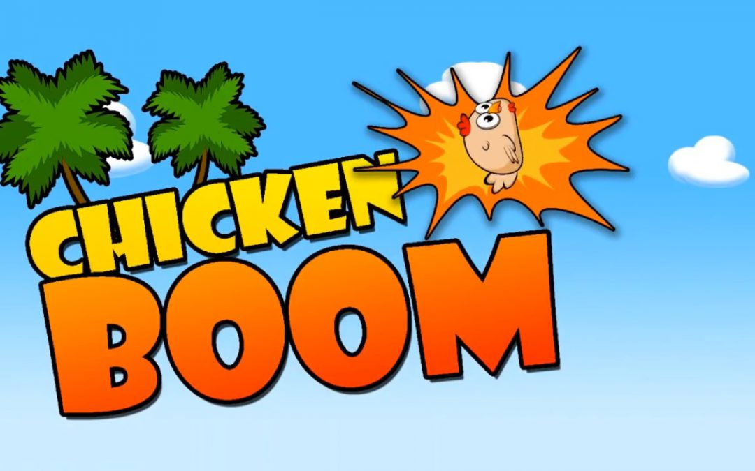 Chicken Boom finalist in LiU Game Awards